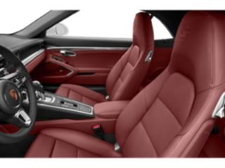 2018 Porsche 911 Pictures 911 Turbo S Cabriolet photos front seat interior