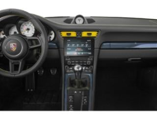 2018 Porsche 911 Pictures 911 Turbo S Cabriolet photos stereo system