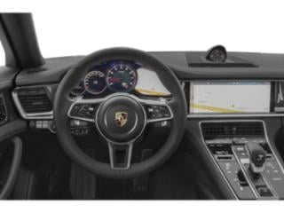 2018 Porsche Panamera Pictures Panamera Hatchback 4D 4S AWD photos driver's dashboard