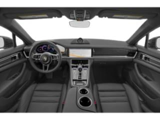 2018 Porsche Panamera Pictures Panamera Hatchback 4D 4S AWD photos full dashboard