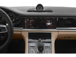 2018 Porsche Panamera Pictures Panamera Hatchback 4D Turbo S e-Hybrid AWD photos stereo system