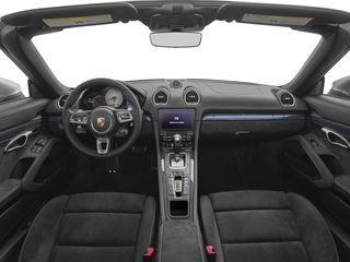 2018 Porsche 718 Boxster Pictures 718 Boxster GTS Roadster photos full dashboard