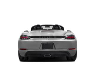 2018 Porsche 718 Boxster Pictures 718 Boxster S Roadster photos rear view
