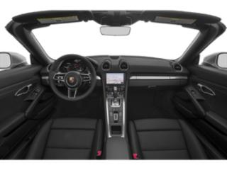 2018 Porsche 718 Boxster Pictures 718 Boxster S Roadster photos full dashboard