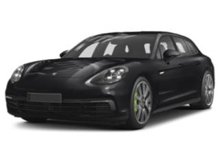 2018 Porsche Panamera Pictures Panamera Turbo S E-Hybrid Sport Turismo AWD photos side front view