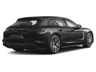 2018 Porsche Panamera Pictures Panamera Turbo S E-Hybrid Sport Turismo AWD photos side rear view