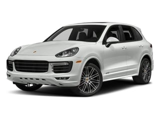 2018 Porsche Cayenne Pictures Cayenne Utility 4D GTS AWD V6 Turbo photos side front view