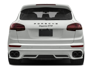 2018 Porsche Cayenne Pictures Cayenne Utility 4D GTS AWD V6 Turbo photos rear view