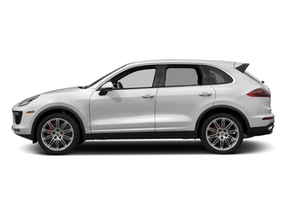 2018 Porsche Cayenne Pictures Cayenne Utility 4D S AWD V8 Turbo photos side view