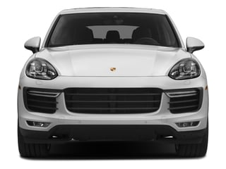 2018 Porsche Cayenne Pictures Cayenne Utility 4D S AWD V8 Turbo photos front view