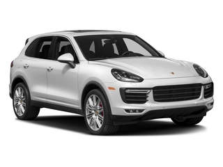 2018 Porsche Cayenne Pictures Cayenne Utility 4D AWD V8 Turbo photos side front view