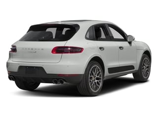 2018 Porsche Macan Pictures Macan Utility 4D GTS AWD V6 Turbo photos side rear view