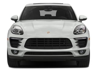 2018 Porsche Macan Pictures Macan Utility 4D GTS AWD V6 Turbo photos front view
