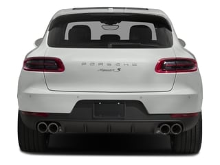 2018 Porsche Macan Pictures Macan Utility 4D GTS AWD V6 Turbo photos rear view