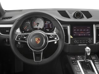 2018 Porsche Macan Pictures Macan Utility 4D GTS AWD V6 Turbo photos driver's dashboard