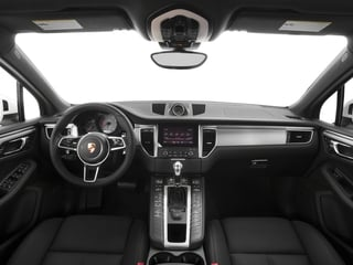 2018 Porsche Macan Pictures Macan Utility 4D GTS AWD V6 Turbo photos full dashboard