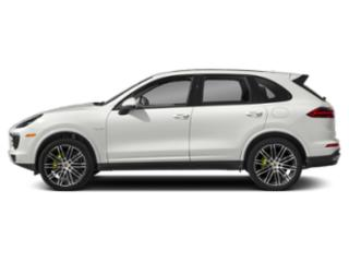 2018 Porsche Cayenne Pictures Cayenne S E-Hybrid AWD photos side view