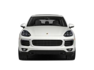 2018 Porsche Cayenne Pictures Cayenne S Platinum Edition E-Hybrid AWD photos front view