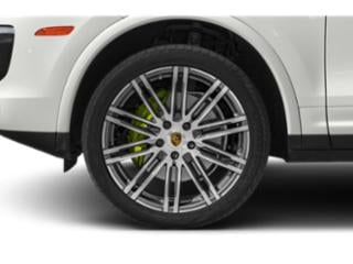 2018 Porsche Cayenne Pictures Cayenne S E-Hybrid AWD photos wheel
