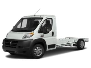 2018 Ram Truck ProMaster Cutaway Pictures ProMaster Cutaway 3500 136 WB photos side front view