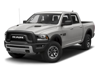 2018 Ram Truck 1500 Pictures 1500 Rebel 4x4 Crew Cab 5'7 Box photos side front view