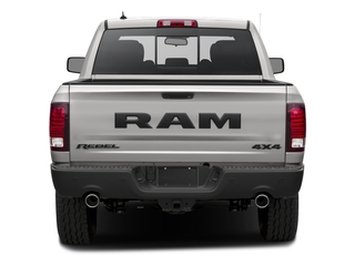 2018 Ram Truck 1500 Pictures 1500 Rebel 4x4 Crew Cab 5'7 Box photos rear view