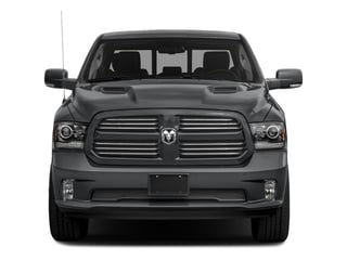 2018 Ram Truck 1500 Pictures 1500 Sport 4x4 Quad Cab 6'4 Box *Ltd Avail* photos front view
