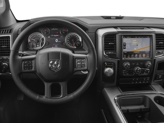 2018 Ram Truck 1500 Pictures 1500 Night 4x4 Crew Cab 6'4 Box *Ltd Avail* photos driver's dashboard