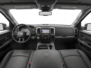 2018 Ram Truck 1500 Pictures 1500 Night 4x4 Crew Cab 6'4 Box *Ltd Avail* photos full dashboard