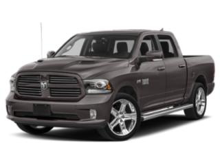 2018 Ram Truck 1500 Pictures 1500 Lone Star Silver 4x4 Crew Cab 5'7 Box photos side front view