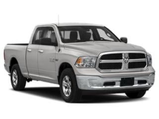 2018 Ram Truck 1500 Pictures 1500 Quad Cab Sport 2WD photos side front view