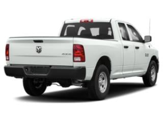 2018 Ram Truck 1500 Pictures 1500 Crew Cab Tradesman 4WD photos side rear view