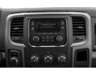 2018 Ram Truck 1500 Pictures 1500 Quad Cab Express 4WD photos stereo system