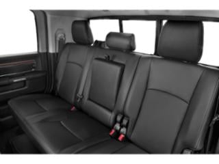 2018 Ram Truck 2500 Pictures 2500 Mega Cab Bighorn/Lone Star 4WD photos backseat interior