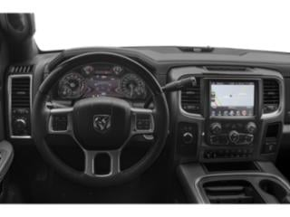 2018 Ram Truck 2500 Pictures 2500 Regular Cab SLT 4WD T-Diesel photos driver's dashboard