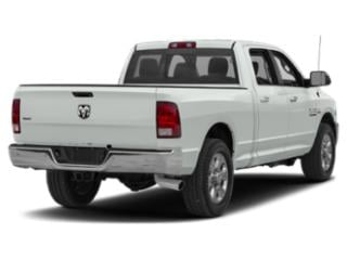 2018 Ram Truck 2500 Pictures 2500 Regular Cab SLT 4WD T-Diesel photos side rear view