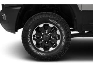 2018 Ram Truck 2500 Pictures 2500 Crew Cab Bighorn/Lone Star 2WD photos wheel