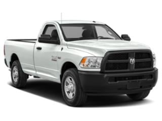 2018 Ram Truck 2500 Pictures 2500 Mega Cab Bighorn/Lone Star 4WD photos side front view