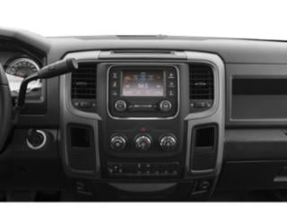 2018 Ram Truck 2500 Pictures 2500 Crew Cab Longhorn 4WD T-Diesel photos stereo system