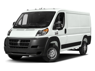 2018 Ram Truck ProMaster Cargo Van Pictures ProMaster Cargo Van 1500 Low Roof 118 WB photos side front view