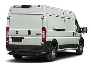 2018 Ram Truck ProMaster Cargo Van Pictures ProMaster Cargo Van 2500 High Roof 159 WB photos side rear view