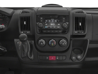 2018 Ram Truck ProMaster Cargo Van Pictures ProMaster Cargo Van 2500 High Roof 136 WB photos stereo system