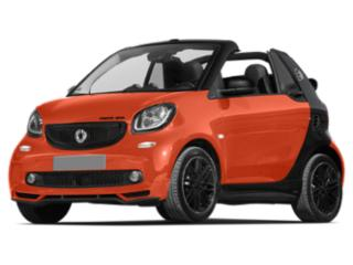 2018 smart fortwo electric drive Pictures fortwo electric drive Convertible 2D Passion Electric photos side front view