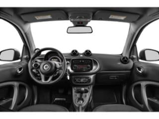 2018 smart fortwo electric drive Pictures fortwo electric drive Convertible 2D Passion Electric photos full dashboard