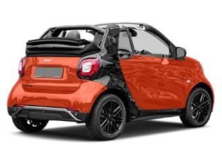 2018 smart fortwo electric drive Pictures fortwo electric drive Convertible 2D Passion Electric photos side rear view