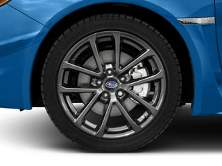 2018 Subaru WRX Pictures WRX Premium Manual photos wheel