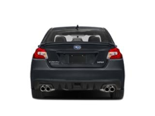 2018 Subaru WRX Pictures WRX Premium Manual photos rear view