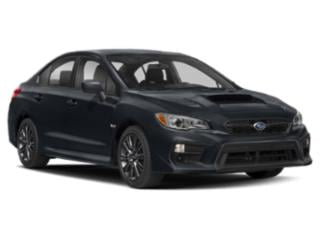 2018 Subaru WRX Pictures WRX Premium Manual photos side front view