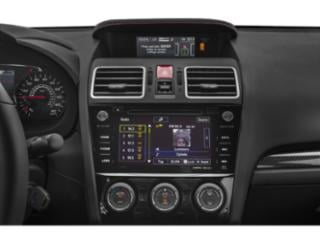 2018 Subaru WRX Pictures WRX Premium Manual photos stereo system