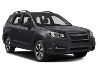 2018 Subaru Forester Pictures Forester 2.5i CVT photos side front view